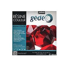 Pebeo Gedeo Colour Resins - Ruby 150ml