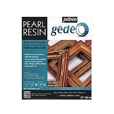 Pebeo Gedeo Pearl Resins - Vermeil 150 ml