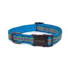 Pendleton Diamond River Turquoise Dog Collar