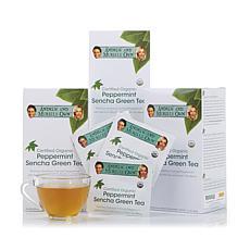Peppermint Sencha Green Tea - 90 Sachets