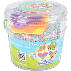 Perler Fused Bead Bucket Kit - Bead Mania