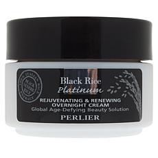 Perlier Black Rice Platinum Retinol Overnight Cream