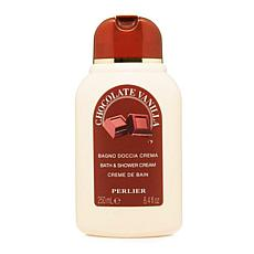 Perlier Chocolate and Vanilla Bath and Shower Cream