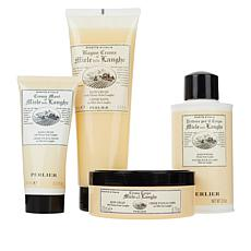 Perlier Honey Langhe Bath & Body 4-piece Set