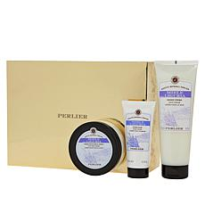 Perlier Honey Liguria 3-piece Set