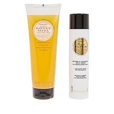 Perlier Royal Elixir Body Cream & Honey Shower Gel