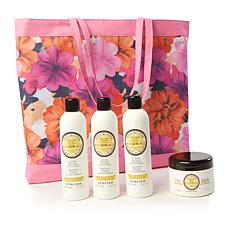 Perlier Shea Butter Citrus 4-piece Set