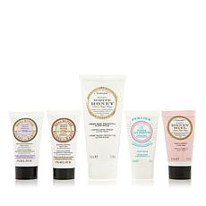 Perlier White Honey Hand Cream with 4-piece Mini