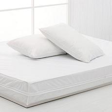 Permaclean Water Resist. Mattress/Pillow 2Pc Protector Set - Twin