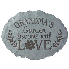 Personal Creations Personalized Blooms with Love Garden Stone