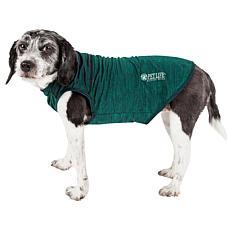 Pet Life Active Aero-Pawlse 4-Way Stretch Dog Tank Top T-shirt