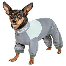 Pet Life MD 4-Way-Stretch Breathable Full Body Dog Track Suit