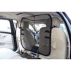Pet Life Square See-Through Mesh Backseat Car Safety Barrier