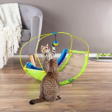 PETMAKER Interactive Cat Swing and Activity Station