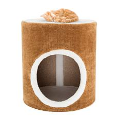 PETMAKER Single Barrel Cat Condo