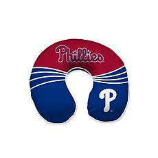 Philadelphia  Phillies Memory Foam U-Neck Travel Pillow