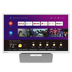 "Philips 24"" Android TV with Built-In Google Voice Assistant & Voucher"