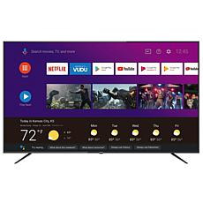 "Philips 75"" 4K UHD Android TV with Built-in Google Assistant"