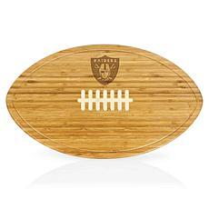 Picnic Time Kickoff Cutting Board - Oakland Raiders