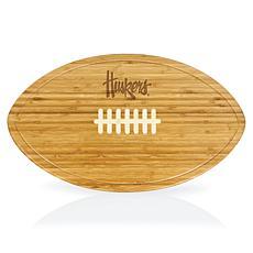 Picnic Time Kickoff Cutting Board - U of Nebraska