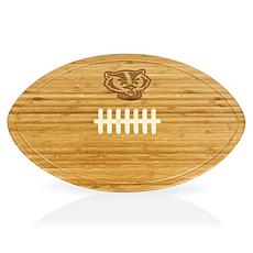 Picnic Time Kickoff Cutting Board - U of Wisconsin