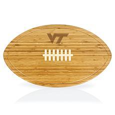 Picnic Time Kickoff Cutting Board - Virginia Tech'