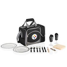 Picnic Time Malibu Picnic Tote - Pittsburgh Steelers