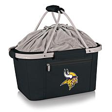 Picnic Time Metro Basket - Minnesota Vikings