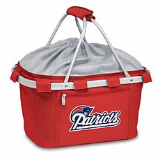 Picnic Time Metro Basket - New England Patriots