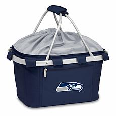 Picnic Time Metro Basket - Seattle Seahawks