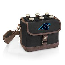 Picnic Time Officially Licensed NFL Beer Caddy - Carolina Panthers
