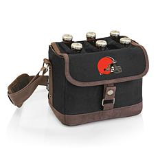 Picnic Time Officially Licensed NFL Beer Caddy - Cleveland Browns