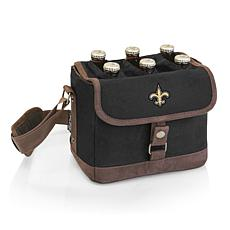 Picnic Time Officially Licensed NFL Beer Caddy - New Orleans Saints