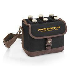 Picnic Time Officially Licensed NFL Beer Caddy - Washington Football