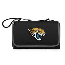 Picnic Time Officially Licensed NFL Blanket - Jacksonville Jaguars