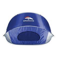 Picnic Time Officially Licensed NFL Blue Portable Beach Tent - Denv...