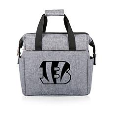 Picnic Time Officially Licensed NFL On The Go Lunch Cooler- Cincinn...