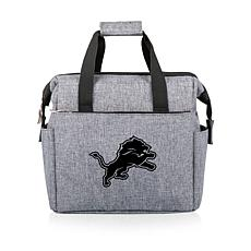 Picnic Time Officially Licensed NFL On The Go Lunch Cooler - Detroit