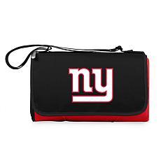 Picnic Time Officially Licensed NFL Picnic Blanket - New York Giants