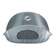 Picnic Time Officially Licensed NFL Portable Beach Tent - Miami