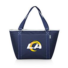 Picnic Time Officially Licensed NFL Topanga Cooler Tote - LA Rams