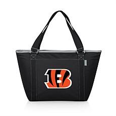 Picnic Time Officially Licensed NFL Topanga Cooler Tote - Cincinnati
