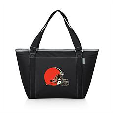Picnic Time Officially Licensed NFL Topanga Cooler Tote - Cleveland
