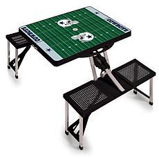 Picnic Time Picnic Table Sport - Dallas Cowboys