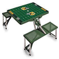 Picnic Time Picnic Table Sport - Green Bay Packers