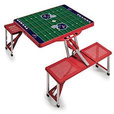 Picnic Time Picnic Table Sport - Houston Texans