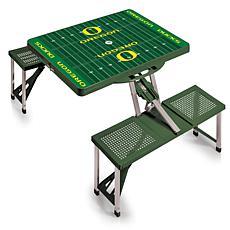 Picnic Time Picnic Table - University of Oregon