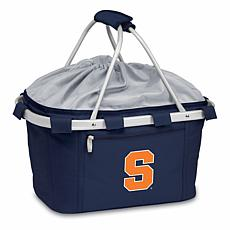 Picnic Time Portable Basket-Un. of Syracuse University