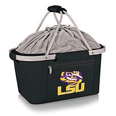 Picnic Time Portable Metro Basket - Louisiana State Un.