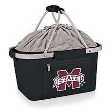 Picnic Time Portable Metro Basket - Mississippi State
